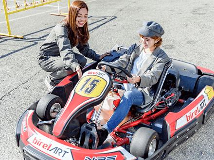 Amazing Kart ISK大阪舞洲店