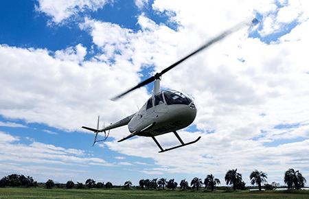 遊覽直升飛機